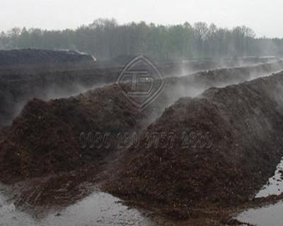 Compost Fertilizer Made by Fertilizer Machinery